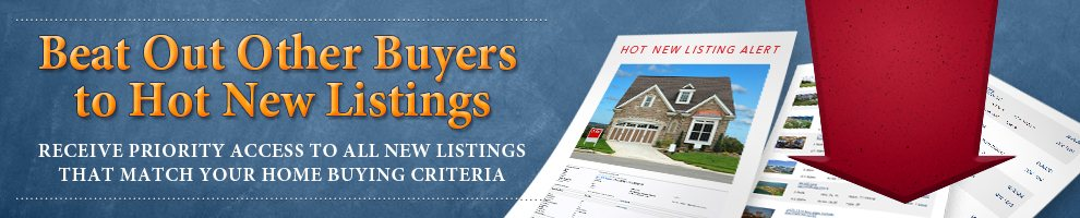 You can become a VIP Buyer and Beat Other Buyers to Hot New Listings Image